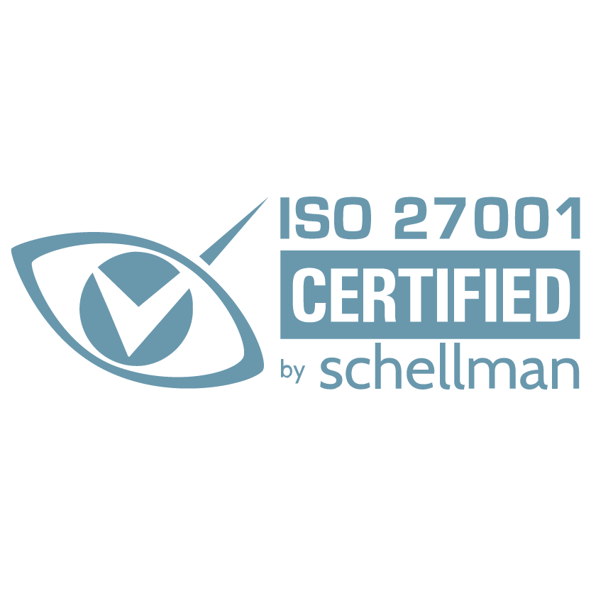 ISO 27001 Certified Image